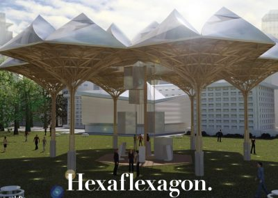 Hexaflexagon | Exhibition Design
