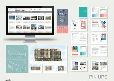 Architect PinUps | AALofts Design for bptw partnership