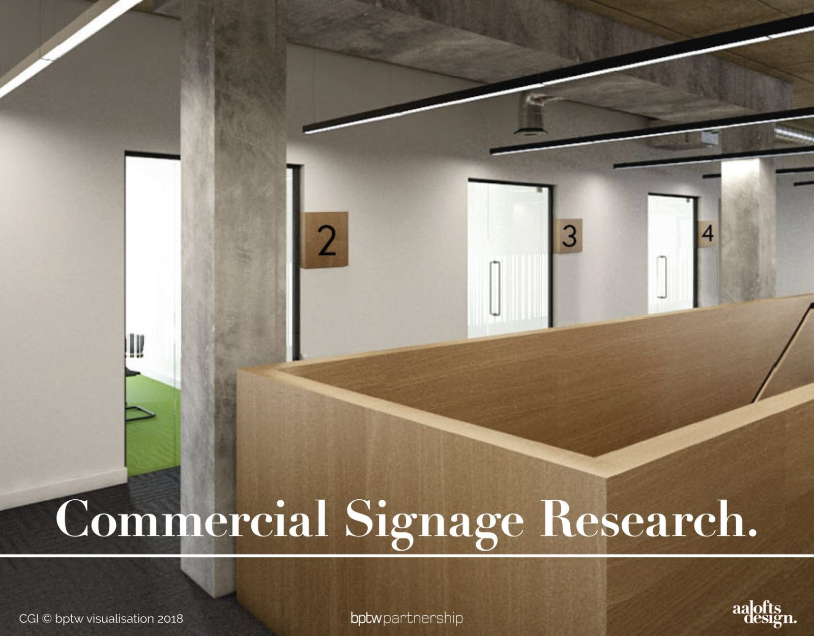 Commercial Signage Thumbnail AALofts Design