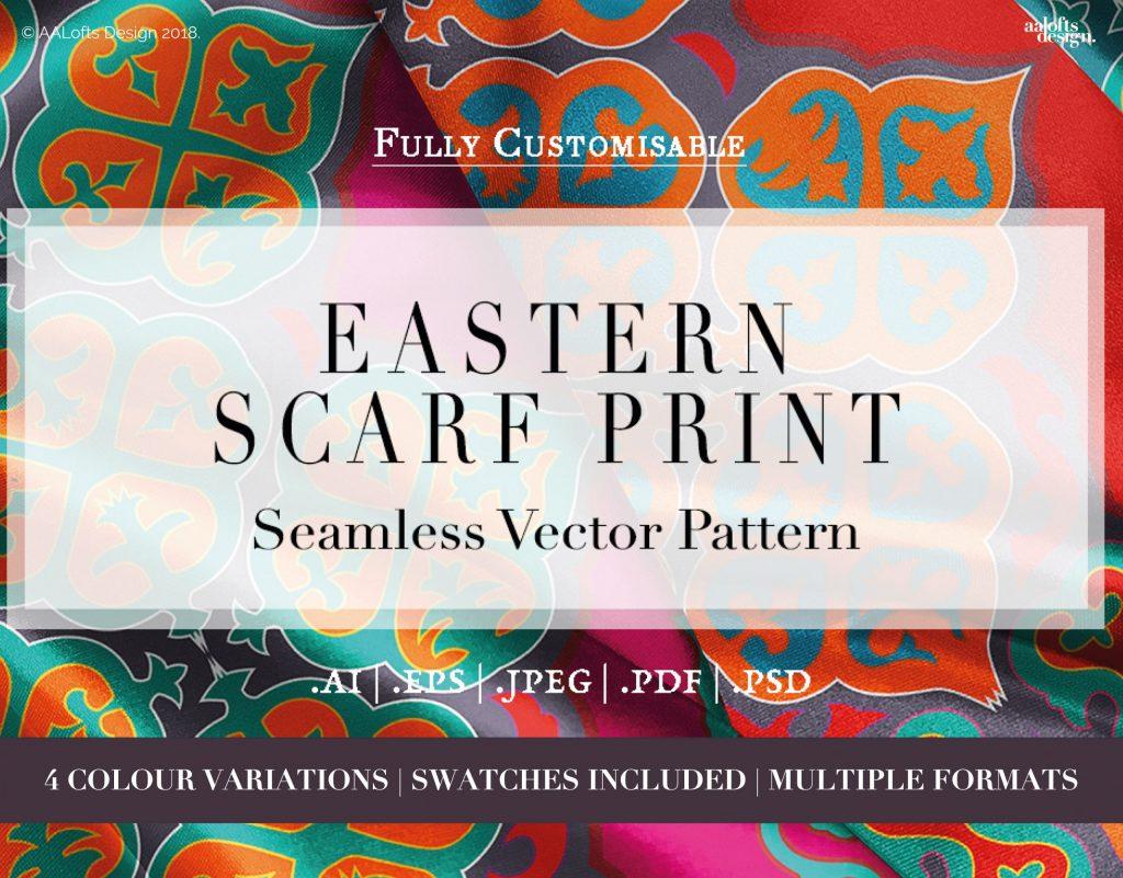 Eastern Pattern Thumbnail AALofts Design