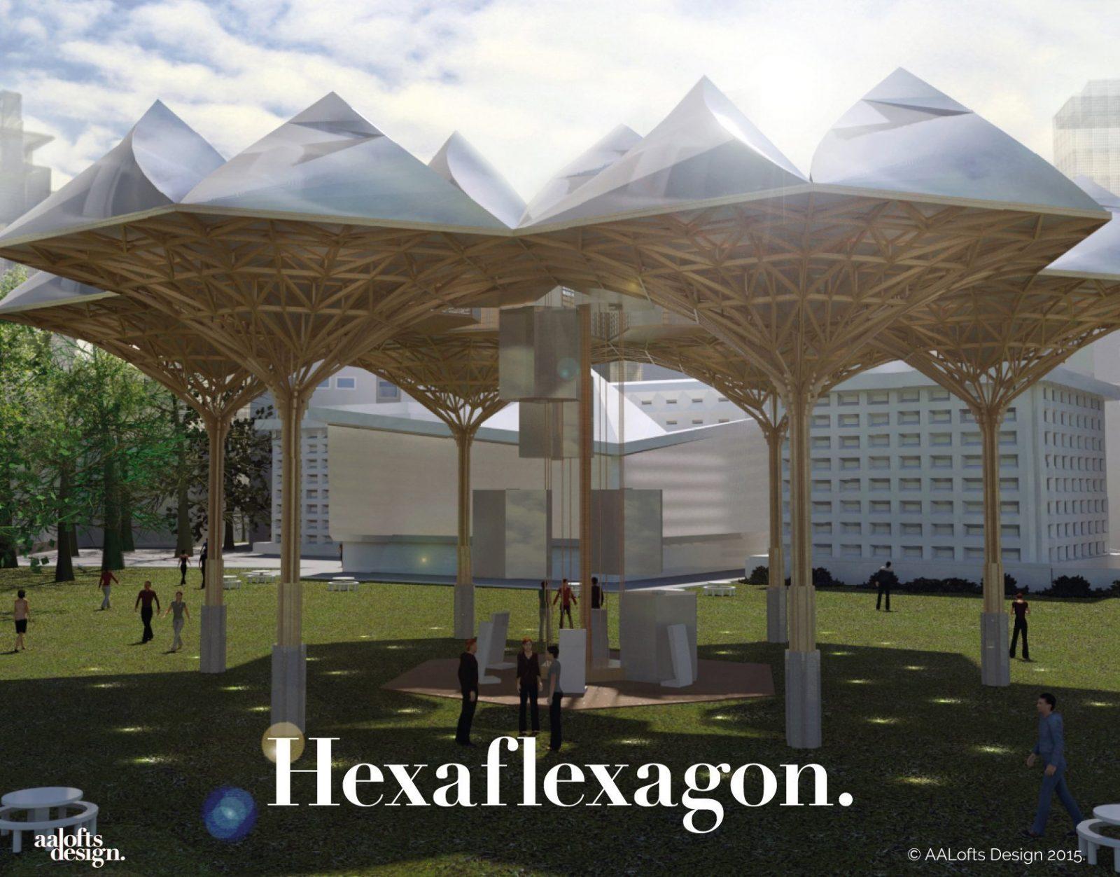 Hexaflexagon Thumbnail AALofts Design