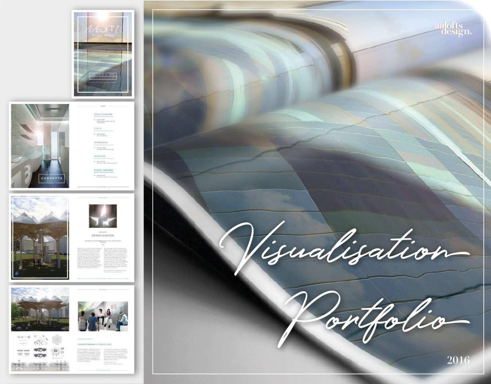 Visualisation Thumbnail AALofts Design