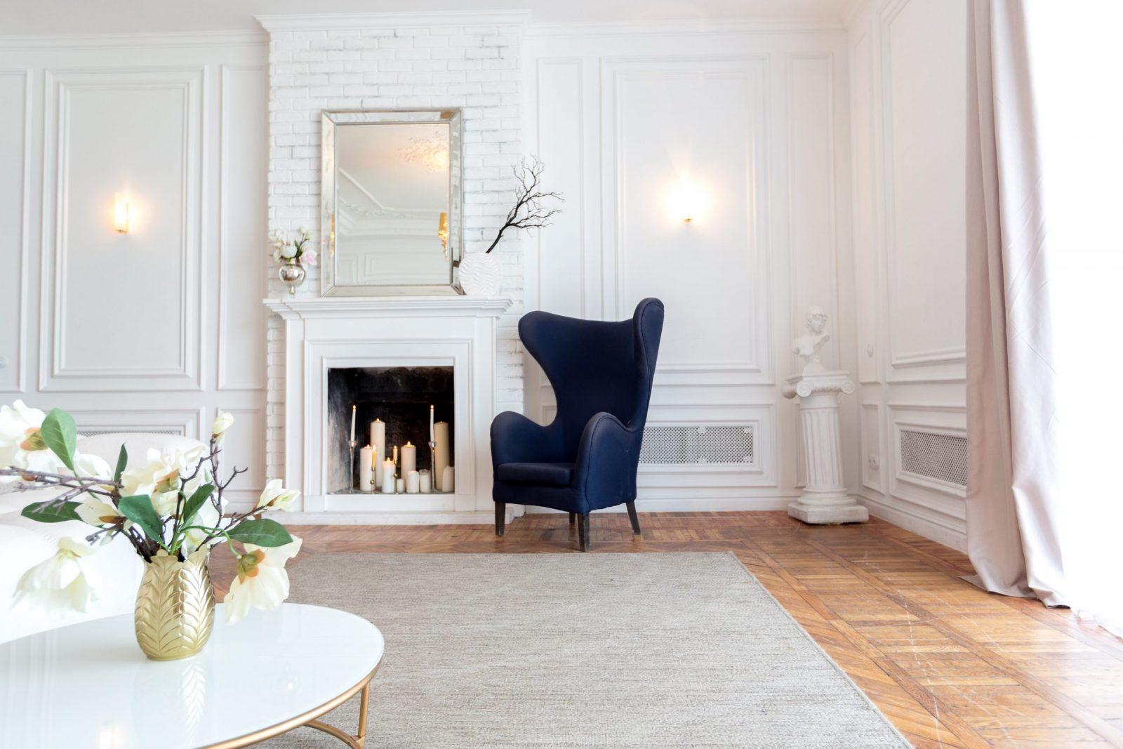 Elegant Interior Design Scheme