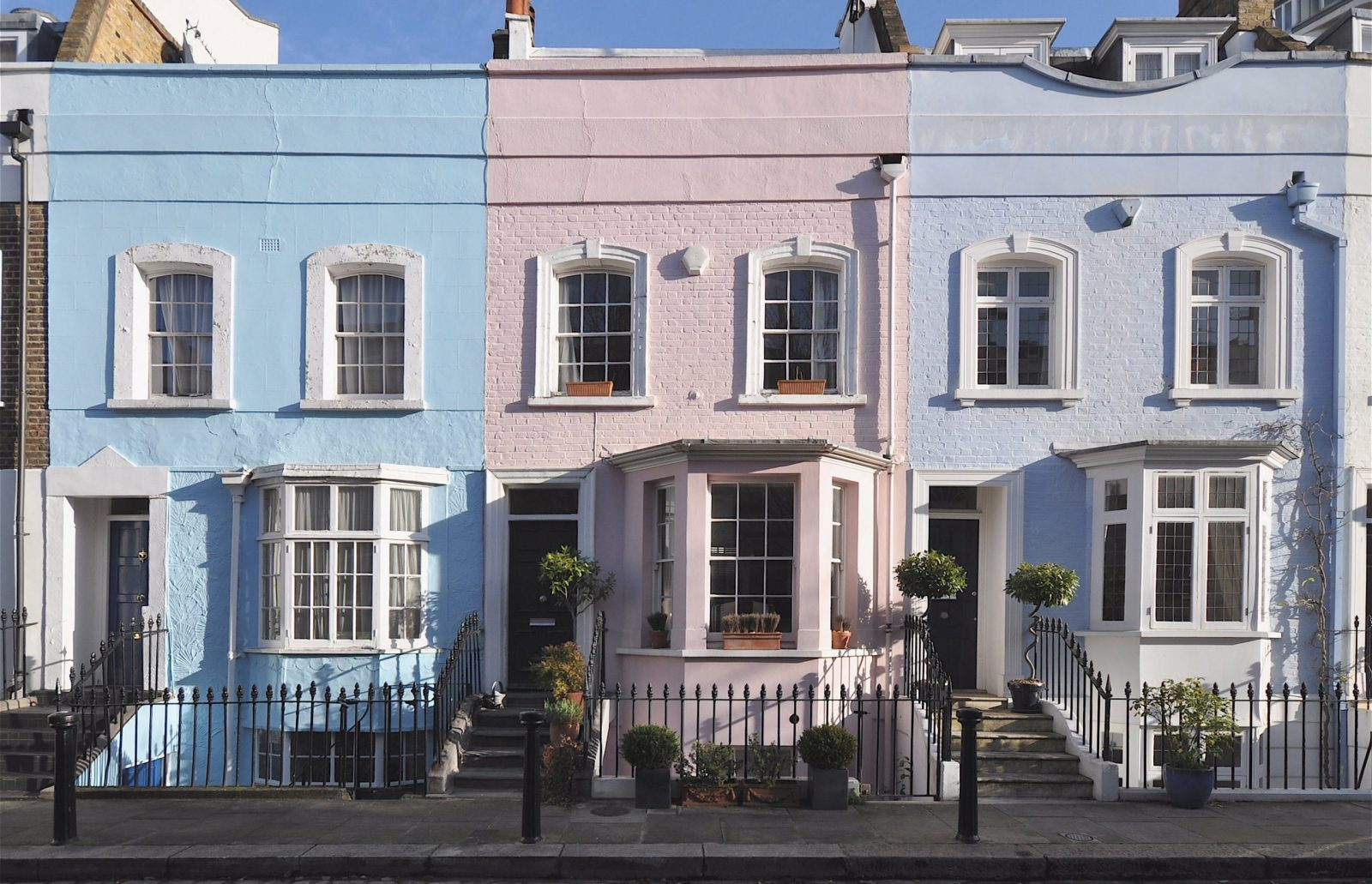 Notting Hill Houses London