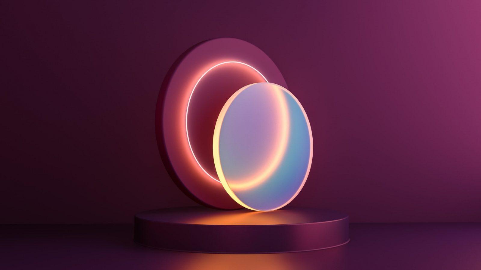 purple lighting display aalofts design scaled