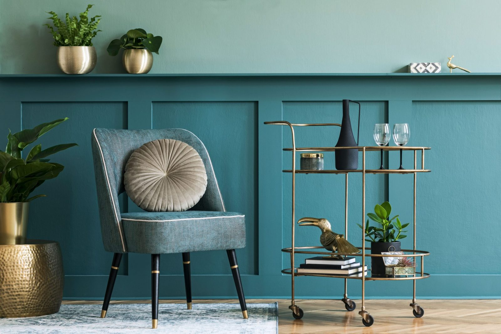 teal interior design scheme aalofts design scaled