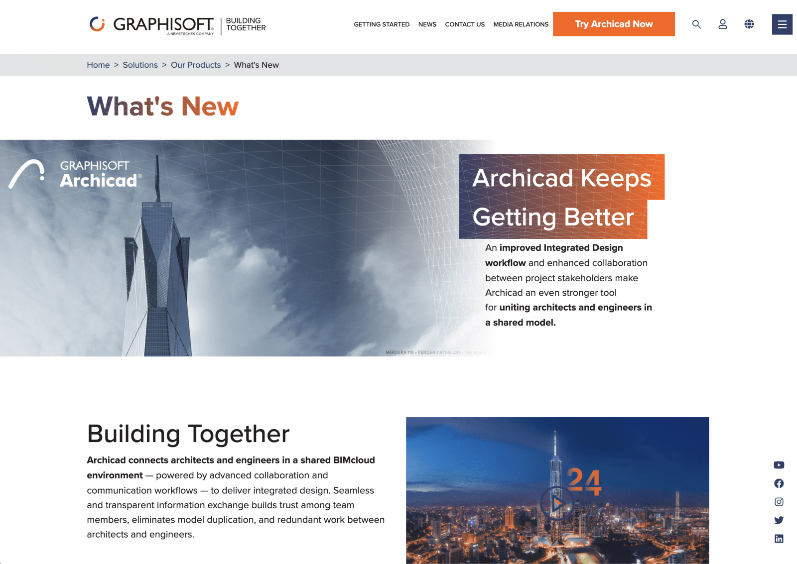 archicad greeting page aalofts design